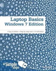 Laptop Basics Windows 7 Edition in Simple Steps by Joli Ballew (2010-07-01)