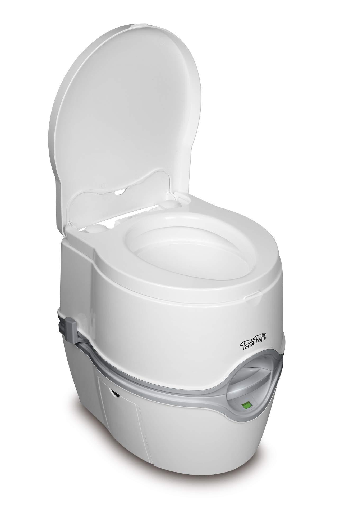 Thetford 92305 Porta Potti 565P Excellence Portable Toilet (Manual), 448 x 388 x 450 mm 1