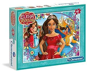 Elena de Ávalor - Puzzle 60 Piezas (Clementoni 08427)