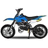 Dirtbike Apollo 49cc E-Start Minibike Racing Pocket Crossbike Kinderbike