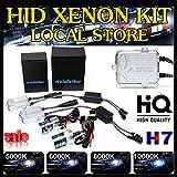 H755W HID Xenon Conversion Kit Auto Scheinwerfer Leuchtmittel zu ersetzen-Halogen Super Hell 5000K warmweiß–2Jahre Garantie