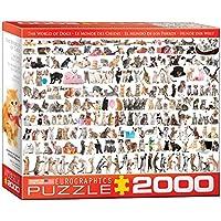 Eurographics Il mondo dei gatti, Puzzle, 2000 Pezzi, EG82200580