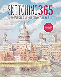 Sketching 365: Build your confidence and skills with a tip a day