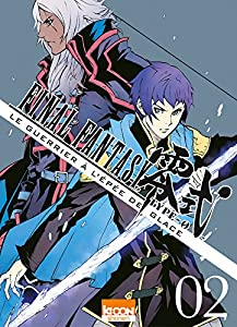 Final Fantasy Type 0 - Le guerrier à l'épée de glace Edition simple Tome 2