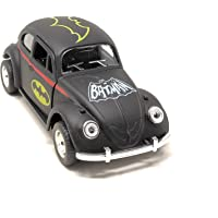 Akrobo 1:32 Scale Alloy Pull Back Batman Beetle Collectible Metal Car Model Toys | Door Open Die-cast Vehicle Gift for…