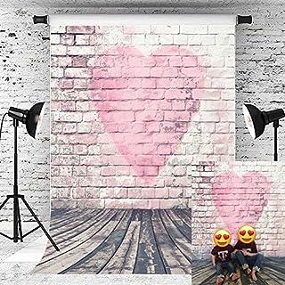 daniu Foto Hintergrund für Baby Foto Studio Requisiten Vinyl Vintage Photography Hintergrund Holz Boden