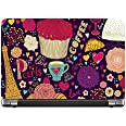 AY Fashion's Laptop Skins Decal Sticker Back Cover for Dell, Hp, Toshiba, Acer, Asus & All Models (Self Adhesive Vinyl, Upto