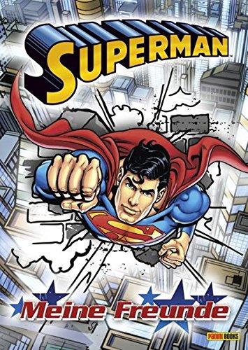 Preisvergleich Produktbild Superman Freundebuch: Meine Freunde