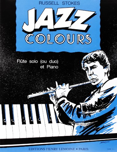 Jazz colours par  Russell Stokes