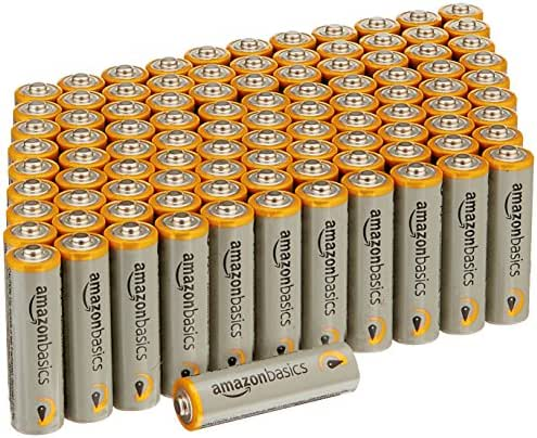 AmazonBasics piles alcalines AA