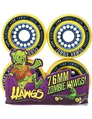 Hawgs 82A 76 mm, diseño de mano Zombie