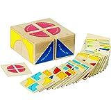 Goki 58649 Puzzle Game, Kubus, Mixed
