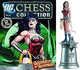 Figuren des Schachspiels Harz DC Comics Chess Collection Nº 34 Wonder Woman
