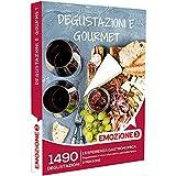 Best offerte Prenota - EMOZIONE3 - Cofanetto Regalo - DEGUSTAZIONI E GOURMET Review