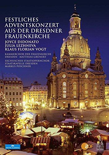 Festliches Adventskonzert aus der Dresdner Frauenkirche 2013