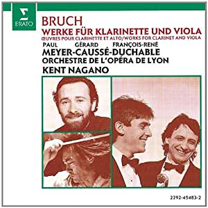 Concerto Op 88 - Romance Op 85