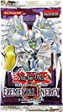 YuGiOh GX Card Game Elemental Energy Booster Pack [Toy]