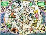 Editions Ricordi 2901N26086 - Cellarius, Zodiaco, Puzzle da 1500 pezzi