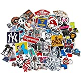 Stick erfa Directory (Mega Mix de 150) mejor retro Graffiti Patrocinadores y adhesivos pegatinas para coches portátiles portamaletas Laptop monopatín equipaje Guitarra bicicleta Moebel adhesivo decorativo