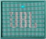 JBL GO Diffusore Bluetooth Portatile, Ricaricabile, Ingresso Aux-In, Vivavoce, Compatibilità Smartphone/Tablet e Dispositivi MP3, Verde Acqua