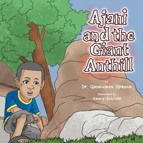 Ajani and the Giant Ant Hill