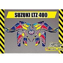 Kit DE Adhesivos Suzuki LTZ 400 ADESIVY Stickers