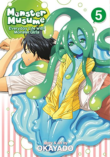 Monster Musume por Okayado