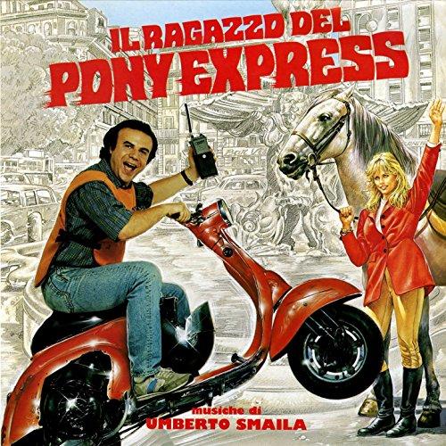 Il Ragazzo Del Pony Express ( 1986 ).avi SATRip MP3 ITA