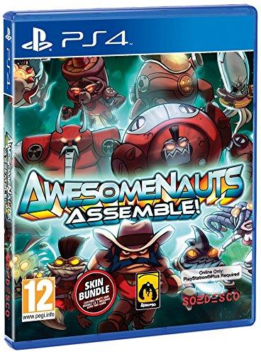 Awesomenauts Assemble: Skin Bundle Pack 61KiAfU604L