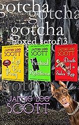 Gotcha Detective Agency Mysteries Boxed Set (3 Books) (English Edition)
