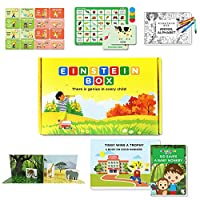 Einstein Box - Intro box for 4-6 year olds