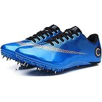 HMZ Scarpe di Atletica Leggera da Uomo, Chiodate Junior Sprint Spikes Bambini Che corrono Concorso di Formazione…