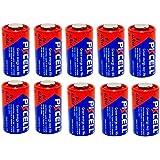 10 Pack 6V Batteries 4LR44 4G13 Alkaline Battery 476A L1325 PX28A for Dog collar