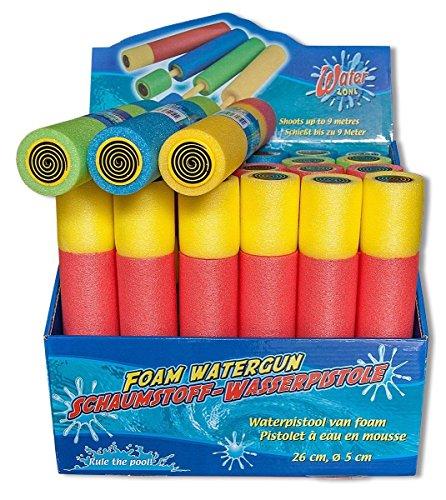 Preisvergleich Produktbild 12 x Poolkanone - Wasserspritze - Wasserpistole N