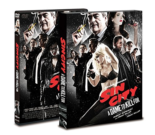 Sin City:a Dame to Kill for [DVD-AUDIO] (City Dame Kill Für Dvd To Sin)