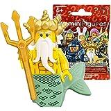 Lego (Lego) Mini Figure Figure 7 King Of The Sea Unopened Items | Lego Minifigures Series 7 Ocean King ?8831-5? [Parallel Import Goods]