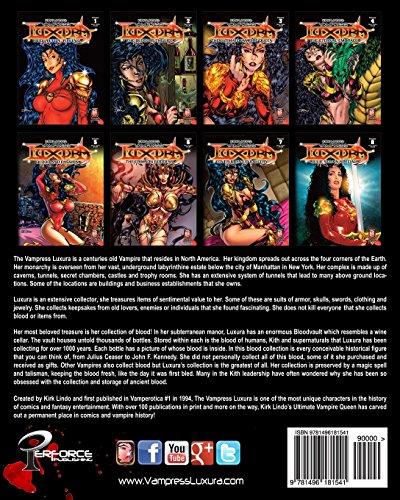 Kirk Lindo's Vampress Luxura V5: Blood and Passion: Volume 5