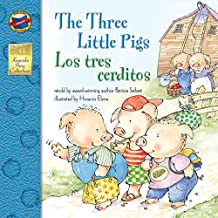 The Three Little Pigs/Los Tres Cerditos (Brighter Child: Keepsake Stories (Bilingual))