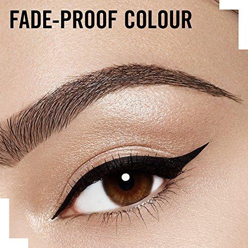 Rimmel Glam'eyes Professional Liquid Eye Liner, Black Glamour (3.5 ml)