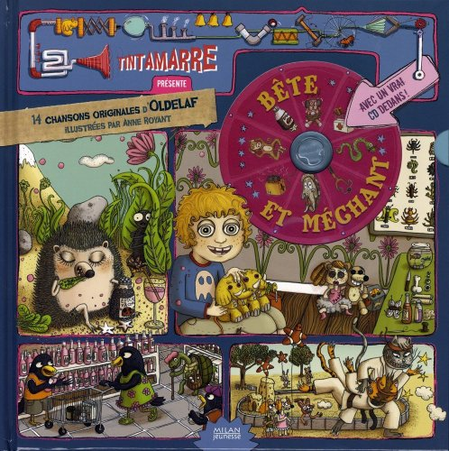Bête et méchant (1CD audio)