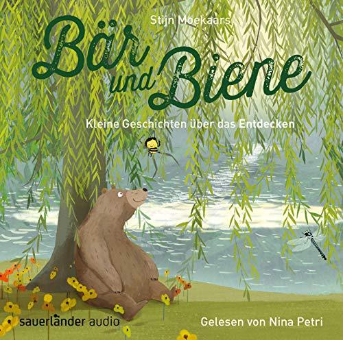 Bär und Biene: Kleine Geschichten über das Entdecken -
