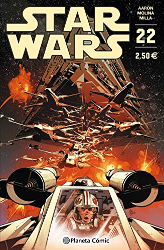 Star Wars nº 22 (Star Wars: Cómics Grapa Marvel) por Jason Aaron