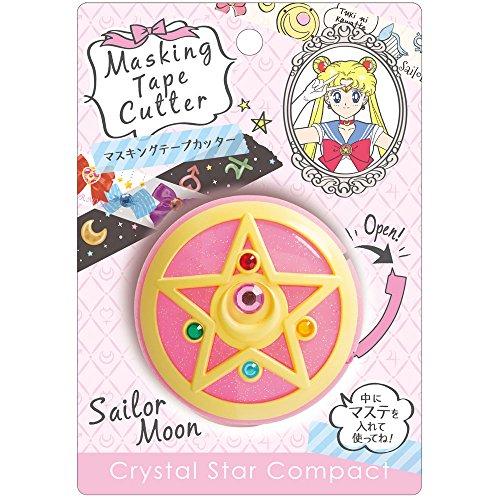 Bristol Crystal (Sailor Moon Masker Tape Cutter Crystal Star Compact 20. Jahrestag s4833120)
