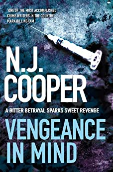 Vengeance in Mind by [Cooper, N. J.]
