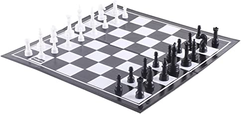 Funskool Games Chess Set, Black and White