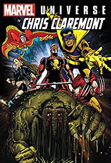 Marvel Universe by Chris Claremont Omnibus (1302907158) | Amazon Products