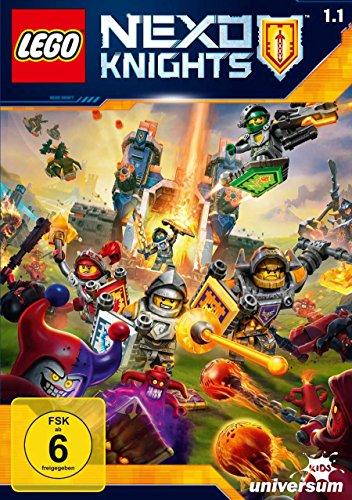 Lego - Nexo Knights - Stagione 01 #01