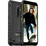 "Móvil Resistente 4G, Ulefone Armor X8 Octa-Core Android 10 Smartphone, 5.7"" HD+, 4GB RAM + 64GB ROM (SD 256GB), Batería 5080m"