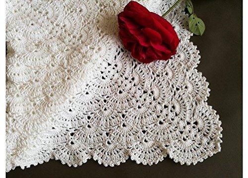 Crochet Pattern Baby Blanket Christening Baby Blanket Baby Warp