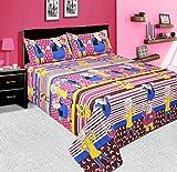 Cotton Bedsheet(100% cotton Double Bedsh...